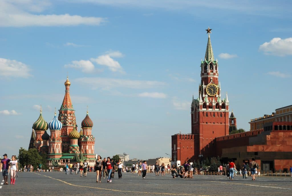 A visit to the Red Square