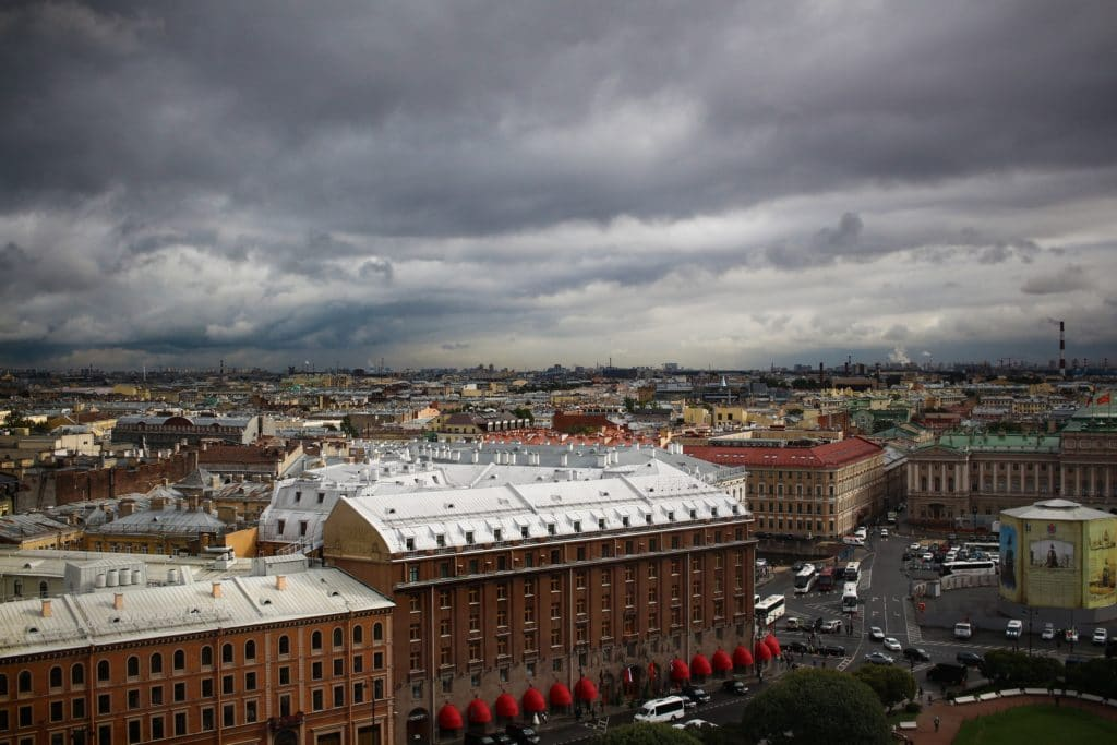Places to visit in Saint Petersburg